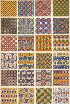 egyptian patterns - Cerca con Google More
