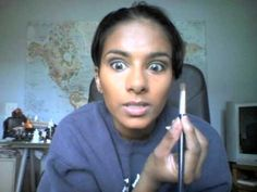 Makeup tutorial for those who have big to bulging eyes Big Eyes, Hair Makeup, Hair Beauty, Make Up, Play, Nails, My Style, Youtube, Ongles