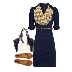 Outfit lindo y comodo para primavera!