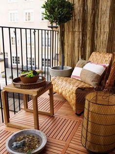 13 stylowo urządzonych balkonów. Pokochasz te rozwiązania!