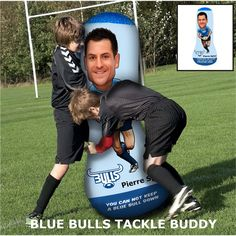 inflatable tackle buddy