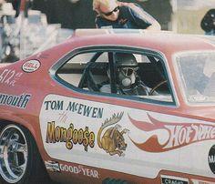 "Hot Wheels Tom McEwen the ""Mongoose"""