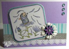 House-Mouse & Friends Monday Challenge, HMD, House Mouse Designs, HMFMC, HMFMC201, Flower, http://housemouse-challenge.blogspot.com/