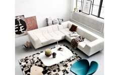 Sofa Designs - Sofa Sectionals - Inspiration - BoConcept #smartvilleSweepstakes