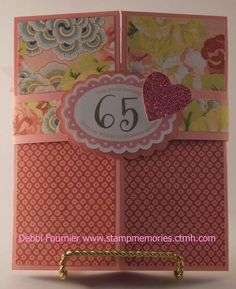 Stampmemories with Debbi