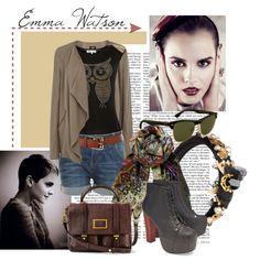 Emma Watson Inspired