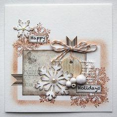 xmas card - Scrapbook.com