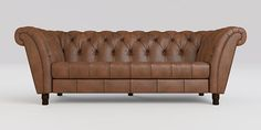 Buy Chichester Large Sofa (3 Seats) Antique Leather Whisky Standard from the Next UK online shop