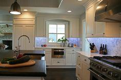 Geneva Cabinet Company | Lake Geneva, Wisconsin | Kitchen Gallery Under counter lighting, countertop lighting, kitchen lighting