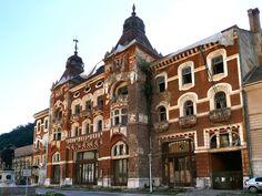 All sizes | Baile Herculane : Palatul Elisabeta | Flickr - Photo Sharing!