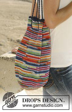"FREE Crochet DROPS hat in ""Muskat Soft"" and Muskat. ~ Thanks so xox"
