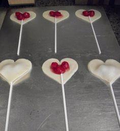 Valentine Conversation Heart Pie Pops! - Kitchen Fun With My 3 Sons