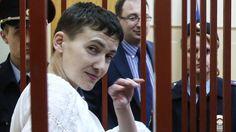 Savchenko To Move To Civilian Hospital