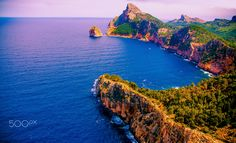 Mirador de Colomer - Mirador de Colomer Majorca, Landscapes, Spain, Places To Visit, Island, Water, Outdoor, Paisajes, Gripe Water