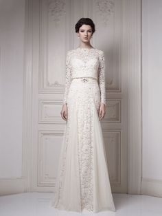perfection-  Ersa #Wedding #Houte Couture 2013