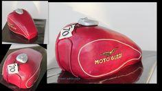 cake Moto Guzzi California 3 tank