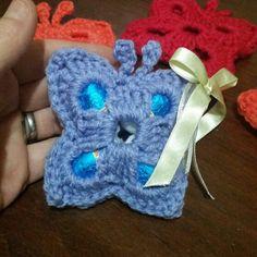 Happy Easter crochet  Porta ovetti.