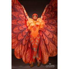 Trinidad and Tobago Carnival presentation 2014 Alexander Grassner Große 46 Rio Carnival Costumes, Carnival Dress, Mardi Gras Costumes, Halloween Costumes, Brazil Carnival, Trinidad Carnival, Trinidad Und Tobago, Bird Costume, Beautiful Costumes