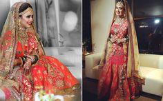 Hrishitaa Bhatt and Anand Tiwari | Celebrity Weddings | WeddingSutra