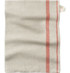 JACQUARD WEAVE TEA TOWEL