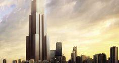El nuevo edificio más alto del mundo estará listo a fin deaño