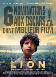 Lion (2016) - regarder film streaming gratuit - dpstream (1345482)