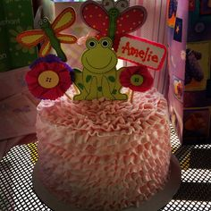 Amelie's baby shower