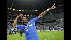 In the name of #Drogba