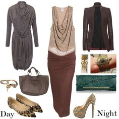 """Day to night SA SD"" by skugge on Polyvore"