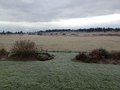 Frosty morning in San Juan Valley