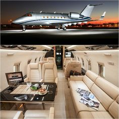 Luxury flying
