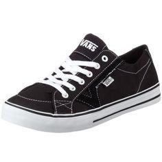 Vans Tory VXFQBLK - Zapatillas clásicas de lona para mujer, color negro, talla 40 de Vans, http://www.amazon.es/dp/B002ONB9GA/ref=cm_sw_r_pi_dp_wiyfrb10A0KJS
