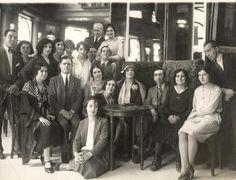 """Antonia Mercé y Luque """"La Argentina"""" bailarina y coreógrafa hispanoargentina (Buenos Aires, 1890 - Bayona, 1936). Fot. Archivo fotográfico, Museo Nacional del Teatro (España)."""