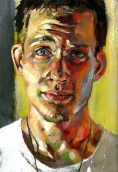 Self Portrait by Dan Maynard