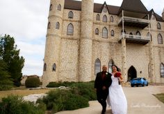 Frankenstein Castle http://www.falkensteincastle.com/ wedding venue about 50 miles west of Texas