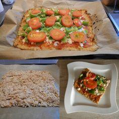 Thunfisch(boden)pizza