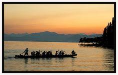 Bardolino Lake Garda Italy