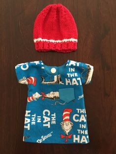 Knitting Pattern for NICU Beanies — Tiny Sparks WA