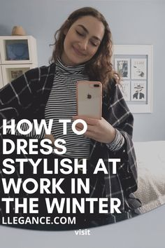 Click to see how to dress stylish at work in the winter on Llegance! You'll find pins about stylish winter work outfits for women, stylish winter outfits for women work attire, winter work outfits for women offices. Additionally, winter work outfits for women casual, winter work outfits for women cold, winter work outfits for women business. As well as, winter work outfits for women 2020, winter workwear women business casual, winter workwear women chic. #stylish #womens #workwear