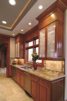 Luxury Kitchen Cabinets Luxury Kitchen Cabinets and Kitchen Design Luxury Kitchen Cabinets. If you thought that luxury kitchen cabinets are only the privilege of the rich and elite, then you are wr… Kitchen Remodel Cost, Kitchen Cabinet Remodel, Kitchen Cabinet Design, Kitchen Remodeling, Farmhouse Kitchen Cabinets, Kitchen Redo, Kitchen Ideas, Granite Kitchen, Kitchen Cabinetry