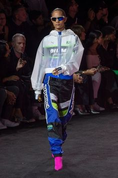 Fenty x Puma SS18 | Fresh off the runway.
