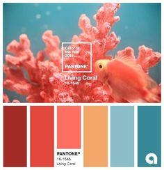 pantone colour 2019