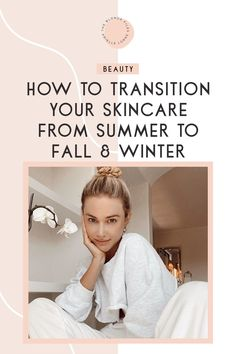 Daily Beauty Routine, Beauty Routines, Oily Skin, Sensitive Skin, Autumn Summer, Fall Winter, Diy Beauty, Beauty Hacks, Getting Old
