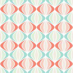 sine pod : 0293 + 0341 fabric by sef on Spoonflower - custom fabric