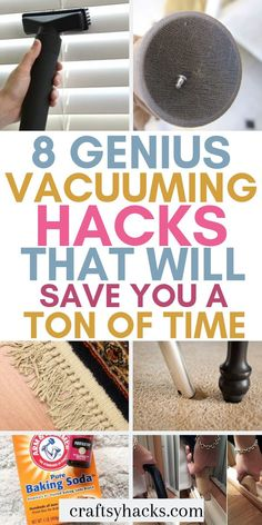 In need of some house cleaning tips? Here are some tips for cleaning, getting rid of all the dust - all with your vacuum cleaner.