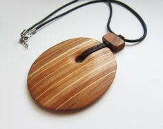 Hey, I found this really awesome Etsy listing at https://www.etsy.com/listing/502416124/wooden-necklace-cherry-wood-necklace