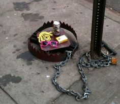 This is awesome !  http://nedhardy.com/2011/12/27/best-street-art-of-2011/
