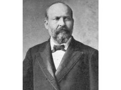 James A. Garfield, 20th U.S. president; born 1831, assassinated 1881