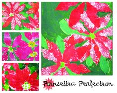 "Did you know that December 12 is NATIONAL POINSETTIA DAY? Celebrate with ""Poinsettia Perfection,"" from our December 2006 issue! http://www.artsandactivities.com/works17.pdf"