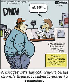 Pluggers Comic Strip, November 18, 2016     on GoComics.com